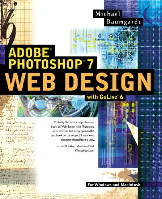 Image for Adobe(R) Photoshop(R) 7 Web Design with GoLive(TM) 6