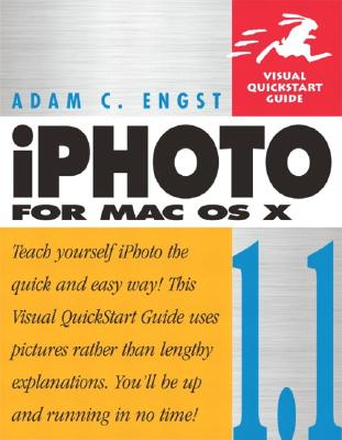 Image for iPhoto 1.1 for Mac OS X (Visual QuickStart Guide)
