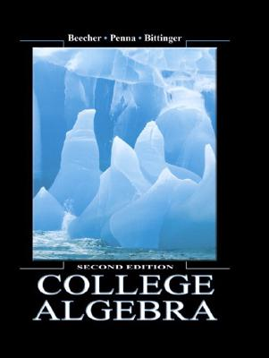 Image for College Algebra (2nd Edition)