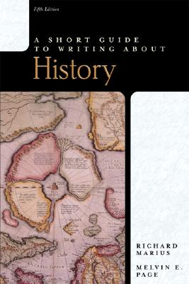 A Short Guide to Writing About History, Marius, Richard