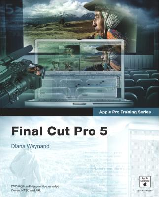 Image for Apple Pro Training Series: Final Cut Pro 5