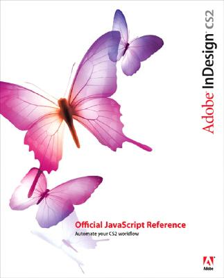 Image for Adobe InDesign CS2 Official JavaScript Reference