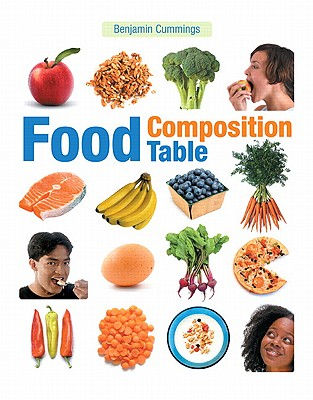 Food Composition Table, Pearson Education (Author)