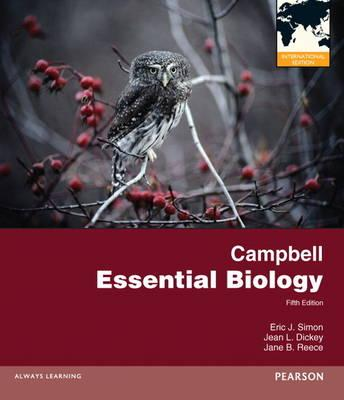 Campbell Essential Biology 5th Edition, Eric J. Simon  (Author)