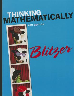 Image for Thinking Mathematically (6th Edition)