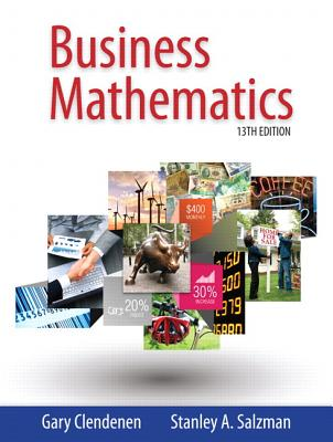Image for Business Mathematics (13th Edition)
