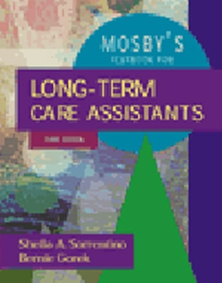 Image for Mosby's Textbook for Long-Term Care Assistants, 3e