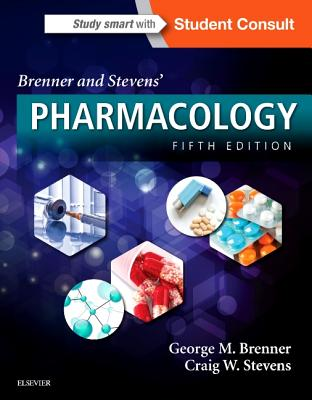 Image for Brenner and Stevens? Pharmacology