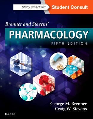 Image for Brenner and Stevens? Pharmacology