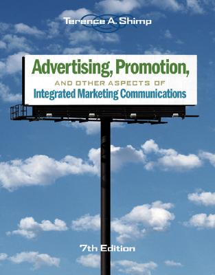 Image for Advertising, Promotion, and Other Aspects of Integrated Marketing Communications