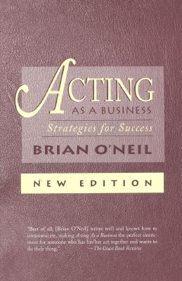 Image for ACTING AS A BUSINESS : STRATEGIES FOR SU