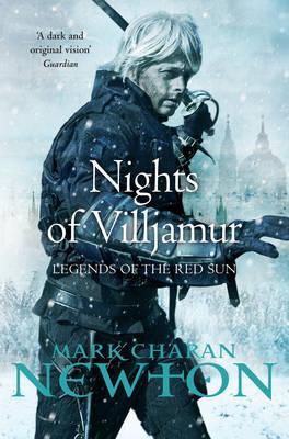 Nights of Villjamur, Mark Charan Newton