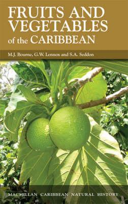 Image for FRUITS AND VEGETABLES OF THE CARIBBEAN