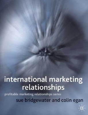 Image for International Marketing Relationships