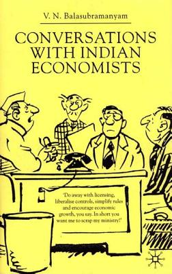 Image for Conversations With Indian Economists
