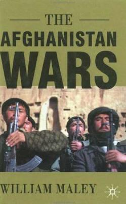 Image for The Afghanistan Wars