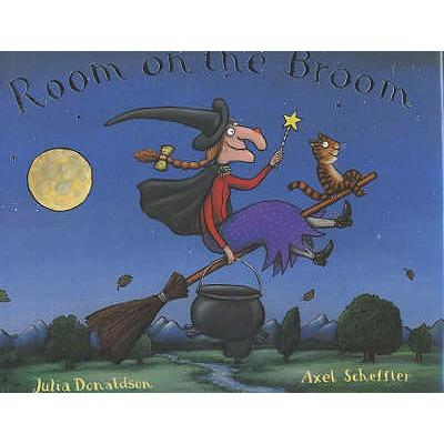 Room on the Broom, Donaldson, Julia