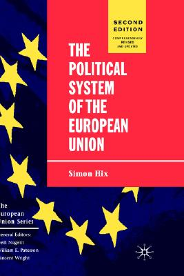 Image for The Political System of the European Union: Second Edition