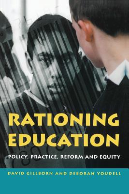 Image for RATIONING EDUCATION POLICY, PRACTICE, REFORM AND EQUITY