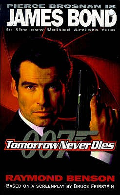 Tomorrow Never Dies, Benson, Raymond