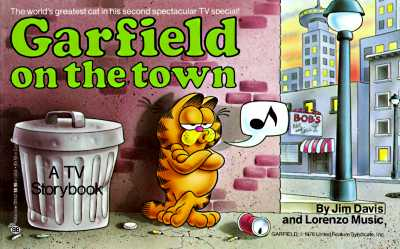 Image for GARFIELD ON THE TOWN