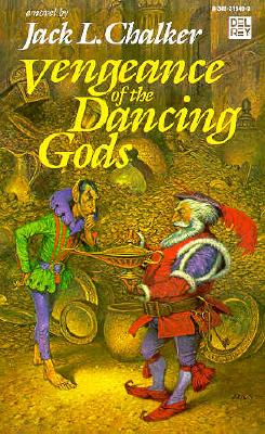 Image for Vengeance of the Dancing Gods