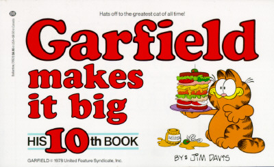 Image for Garfield Makes It Big: His 10th Book