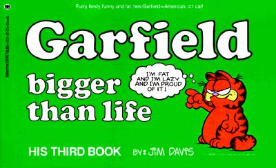 Image for GARFIELD BIGGER THAN LIFE #3