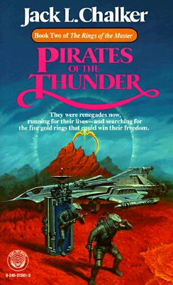 Image for Pirates of the Thunder (Rings of the Master, Book 2)