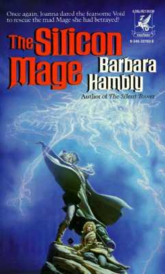 SILICON MAGE, Hambly, Barbara