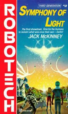 Image for Robotech: Symphony of Light