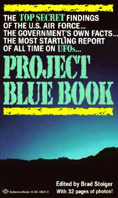 Image for Project Blue Book