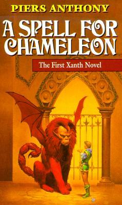 Image for A Spell for Chameleon