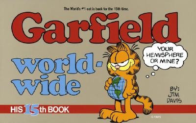 Image for GARFIELD WORLD-WIDE #15