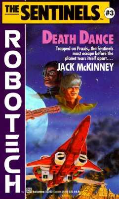 Image for Robotech: Death dance