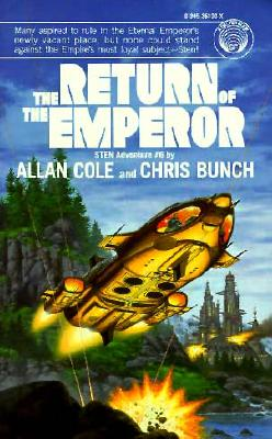 Image for Return of the Emperor (Sten, No 6)