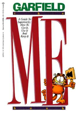Image for GARFIELD: The Me Book