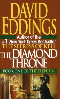 Diamond Throne (Elenium (Paperback)), David Eddings, Leigh Eddings