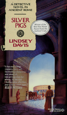 Image for Silver Pigs: A Detective Novel in Ancient Rome