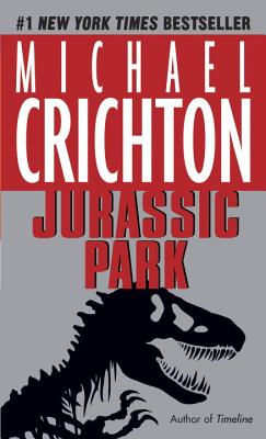 Jurassic Park, MICHAEL CRICHTON