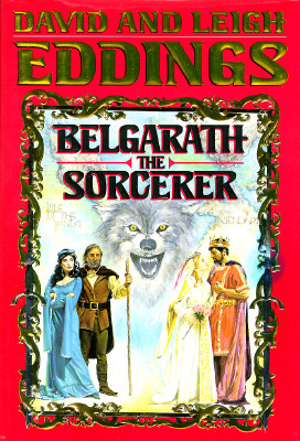 Image for Belgarath the Sorcerer, Isle of the Winds