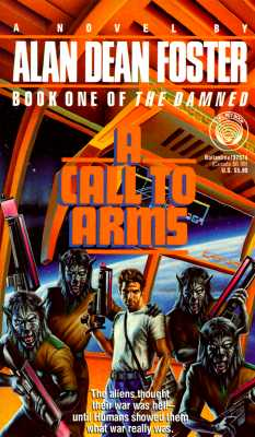 Image for Call to Arms (The Damned, Book 1)