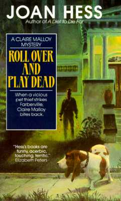 Image for Roll Over and Play Dead (Claire Malloy Mysteries, No. 6)