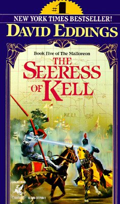 The Seeress of Kell (The Malloreon, Book 5), Eddings, David