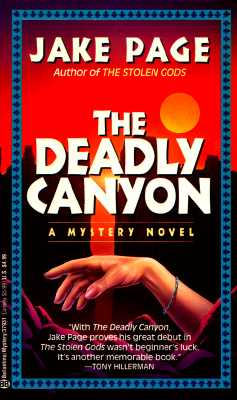 The Deadly Canyon, Page, Jake