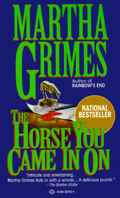 Image for HORSE YOU CAME IN ON, THE