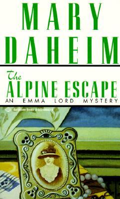 The Alpine Escape (An Emma Lord Mystery), Mary Daheim