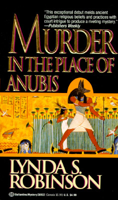 Image for Murder in the Place of Anubis