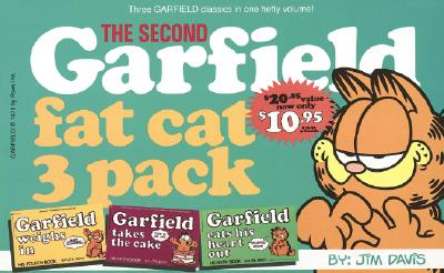 Image for The Second Garfield Fat Cat 3 Pack