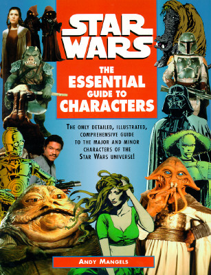 Image for The Essential Guide to Characters (Star Wars)